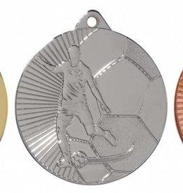M 81-25 Voetbal medaille