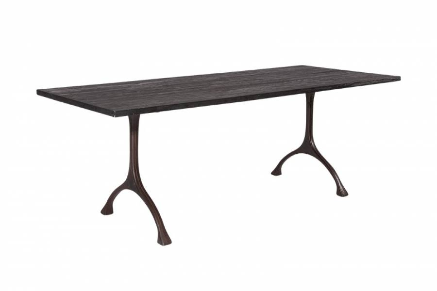 NORR11 Charcole Dining Tabletop