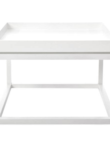 NORR11 Coffee Table Time, White