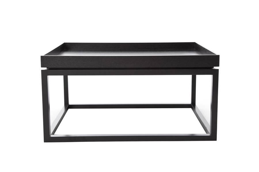 NORR11 Coffee Table Tip, Black