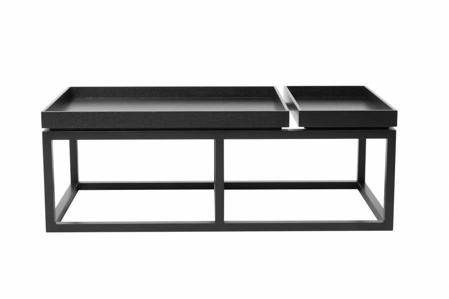 NORR11 Coffee Table Tray, Black
