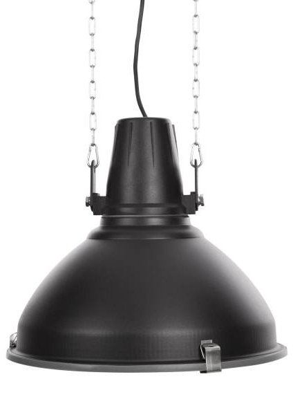 NORR11 Industrial Lamp, Black