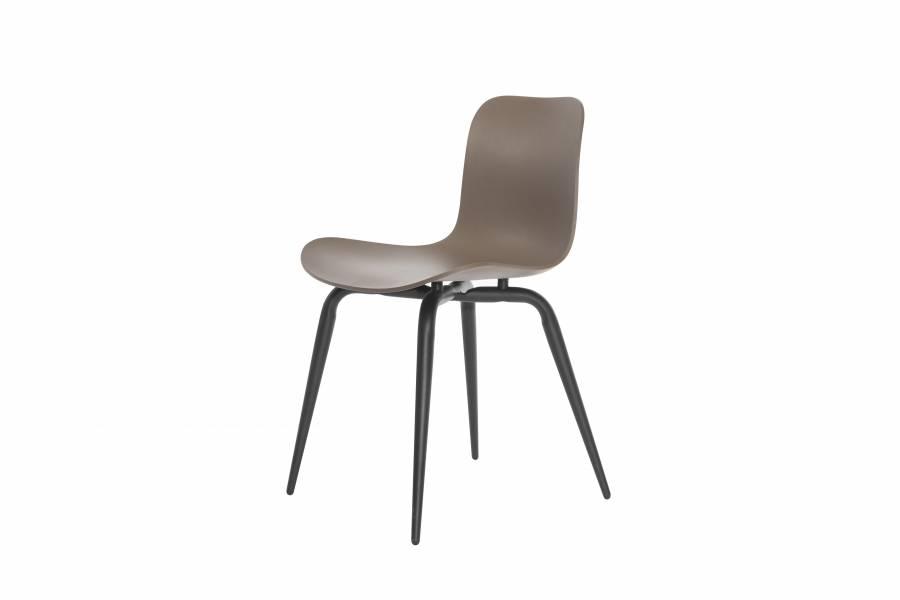 NORR11 Langue Avantgarde Dining Chair, Black
