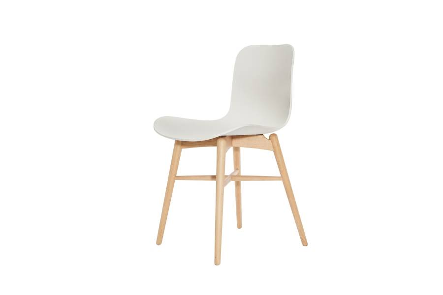 NORR11 Langue Original Dining Chair, Natural