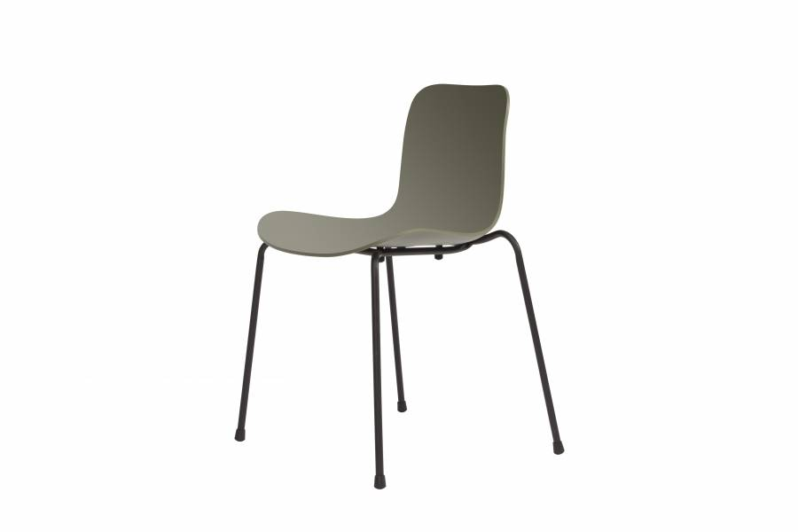NORR11 Langue Stack Dining Chair