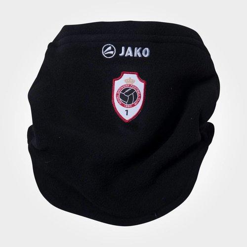 JAKO Antwerp Fleece Neckwarmer - Zwart