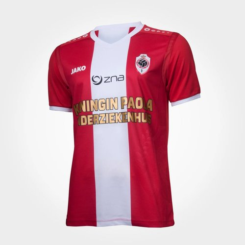 Thuisshirt rood/wit 17/18