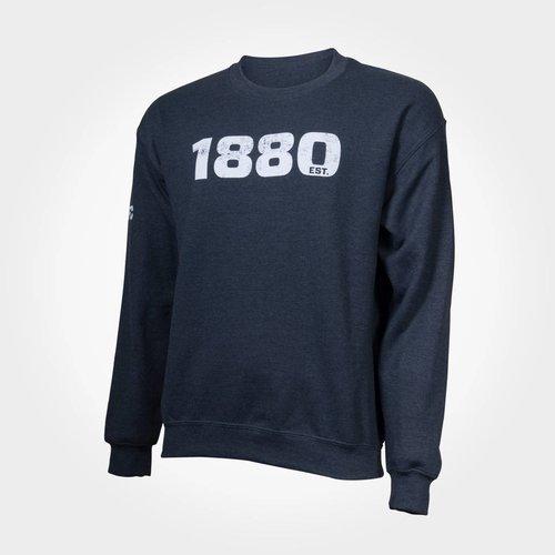 """Official Antwerp Official Sweater - """"1880"""" - Grijs"""