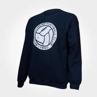 "Sweater ""Bal"" blauw"