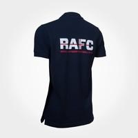 """Polo """"RAFC"""" blauw"""