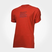 "T-Shirt ""Alfa"" oranje"