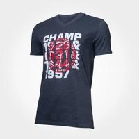 """T-shirt """"1957"""" grijs"""