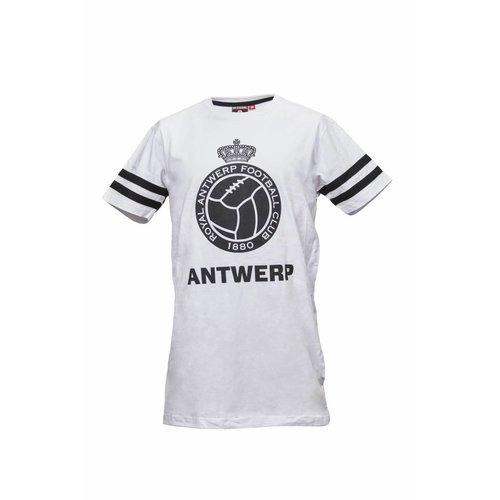 "Official Antwerp Official Longtee T-shirt - ""Vintage Ball"""