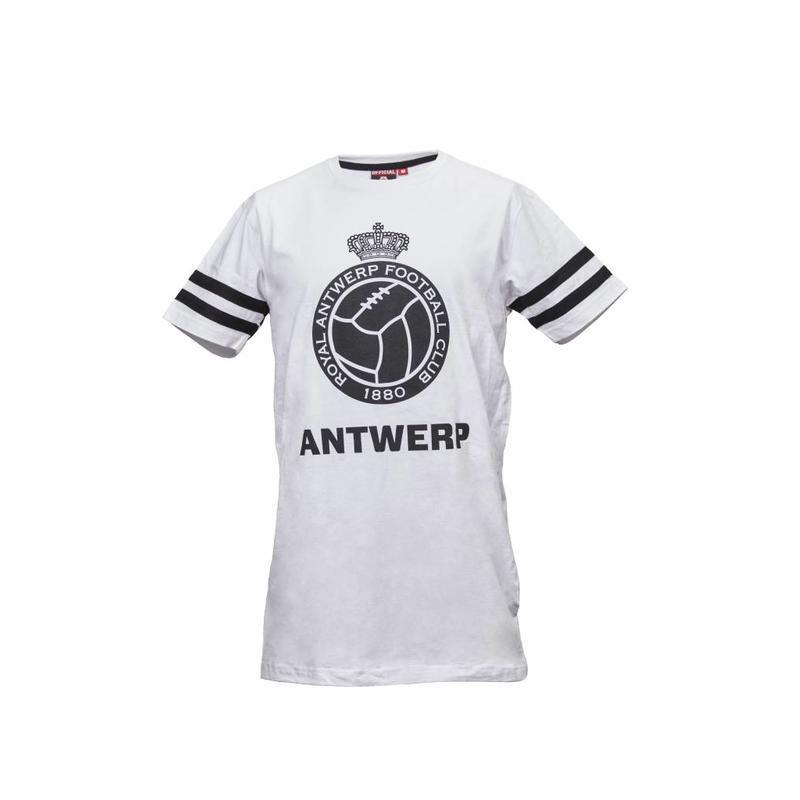 """Antwerp Official Longtee T-shirt - """"Vintage Ball"""""""