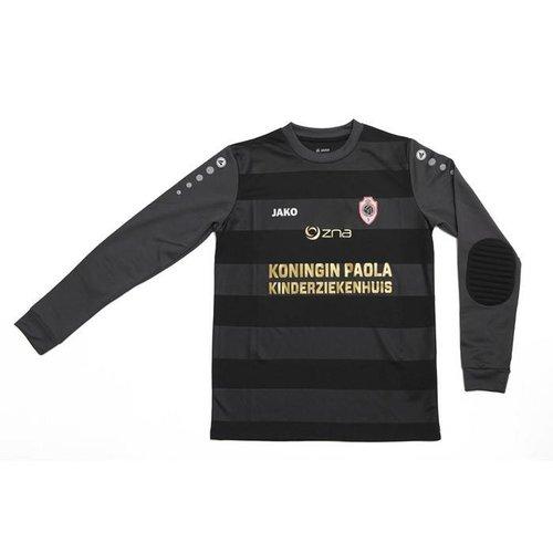 """JAKO Antwerp Keeper Shirt - """"2017/18"""" - Zwart - Kids"""
