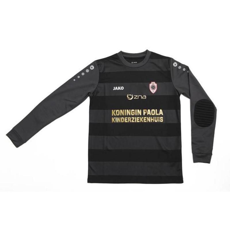 """Antwerp Keeper Shirt - """"2017/18"""" - Zwart - Kids"""
