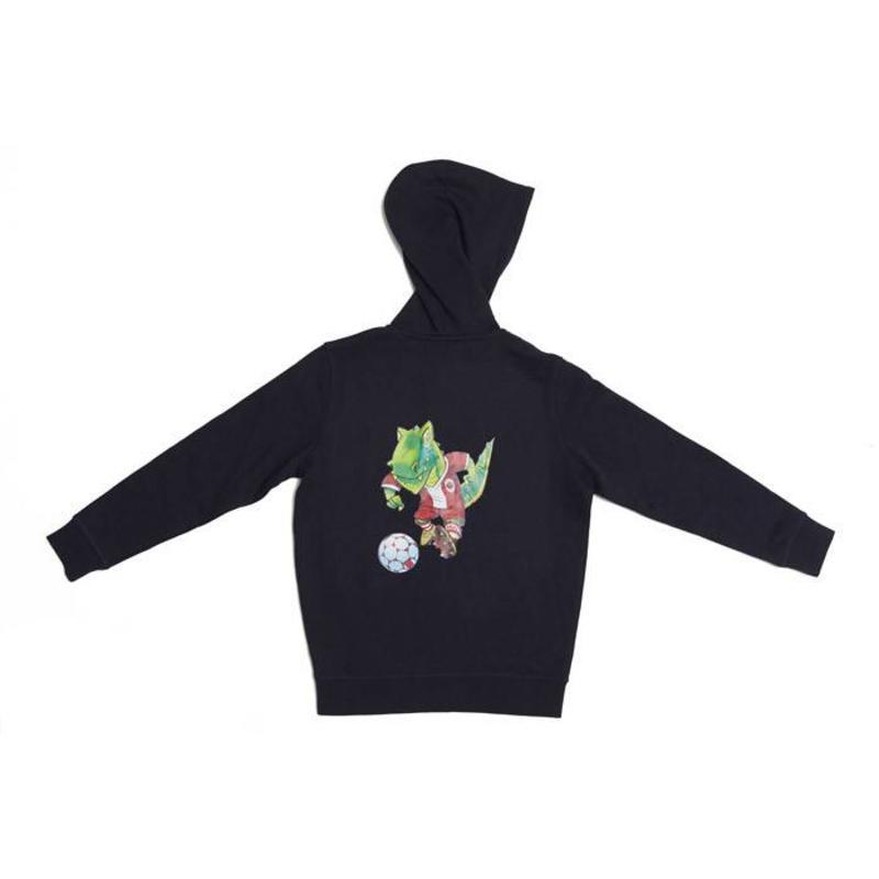 "Antwerp Jako Hoodie Sweater - ""Dino"" - Marine - Kids"