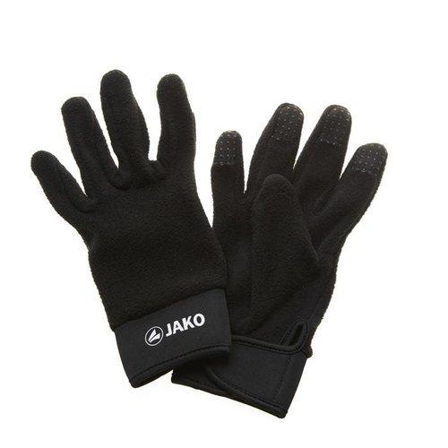 JAKO Antwerp Speler Handschoenen - Zwart - Kids