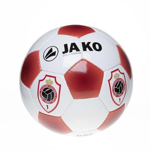 """JAKO Antwerp Voetbal - """"Embleem"""" - Maat 5"""
