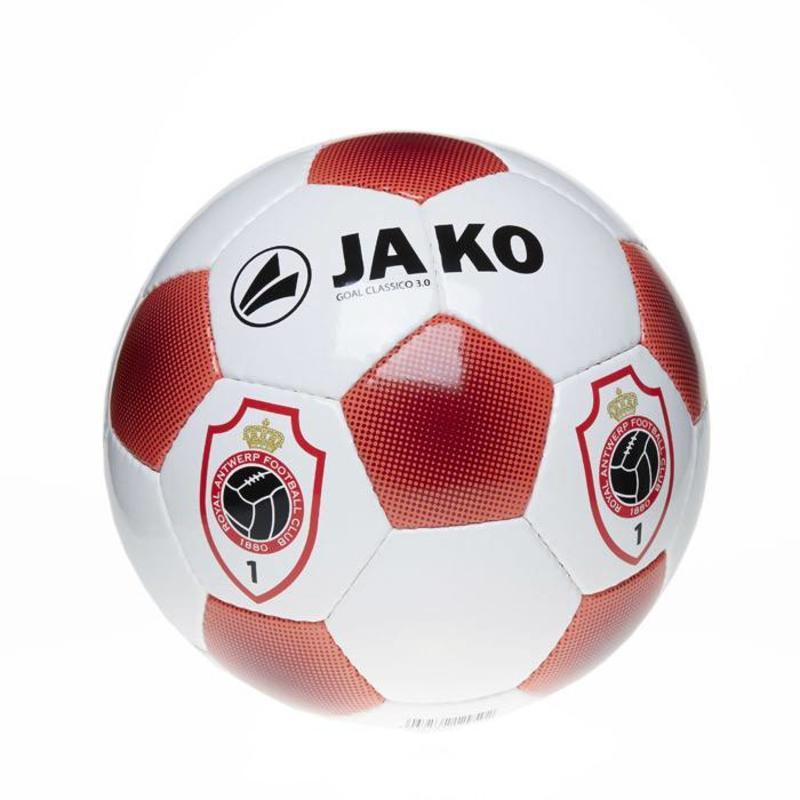 """Antwerp Jako Voetbal - """"Embleem"""" - Maat 5"""