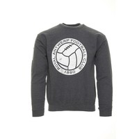 "Antwerp Official Sweater - ""Vintage Ball"" - Grijs"