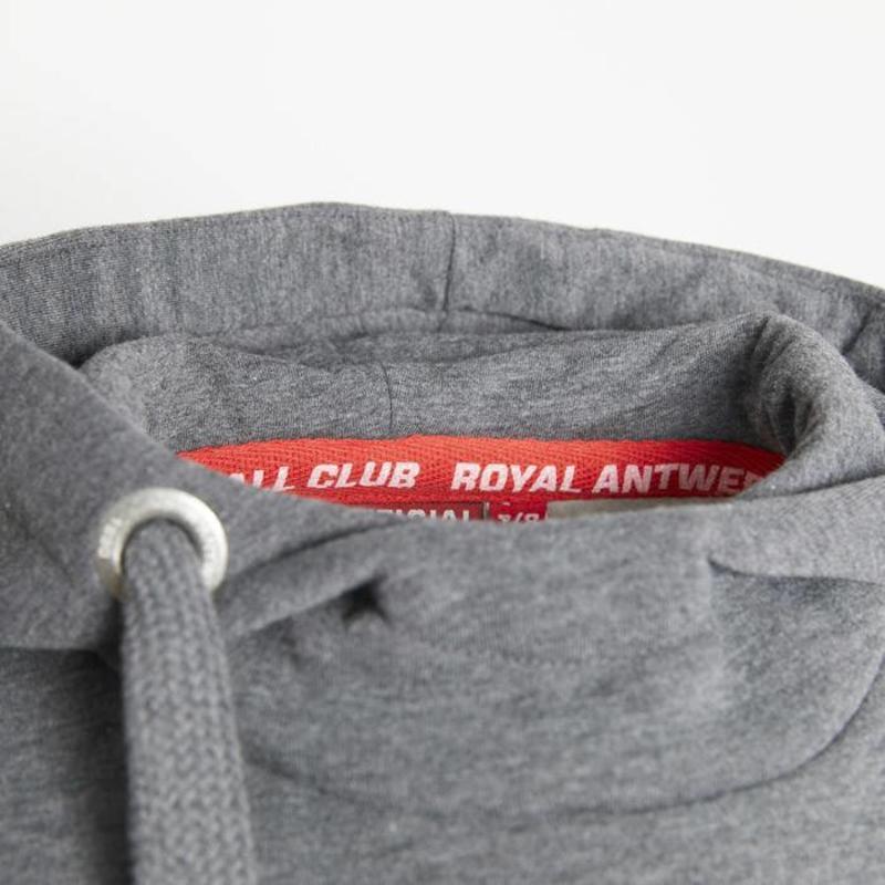 """Antwerp Official Hoodie Sweater - """"Embleem"""" - Kids"""