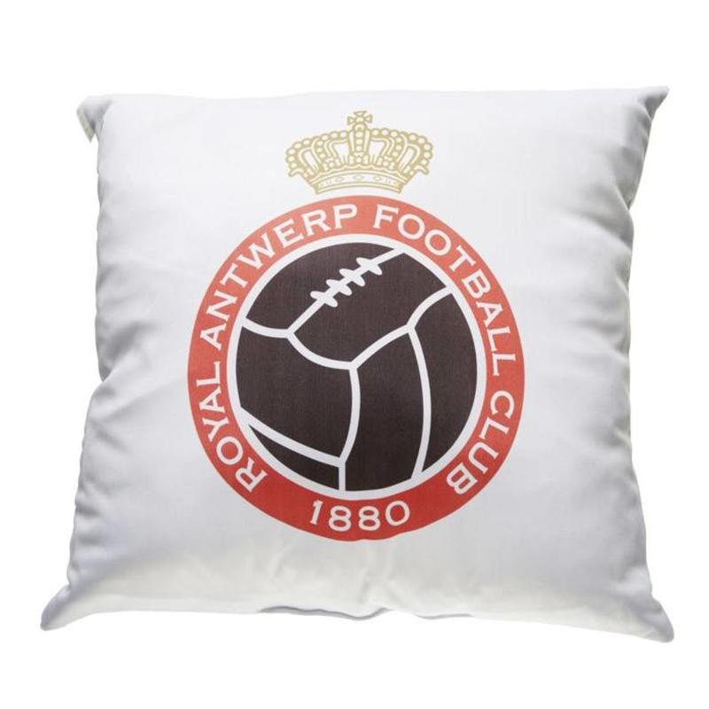"""Antwerp Official Decoratie Kussen - """"Vintage Ball"""""""