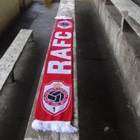 """Antwerp Official Sjaal - """"RAFC Embleem"""" - Rood/Wit"""