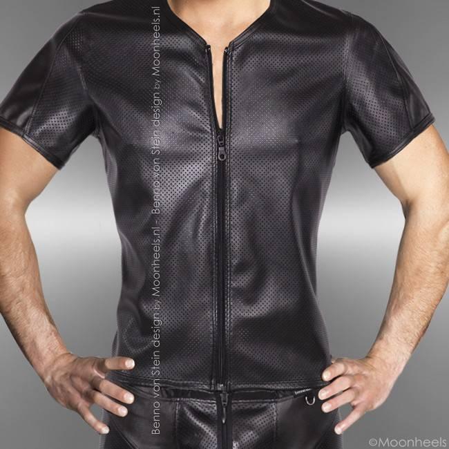 Shirt Man Kunst Leer Benno von Stein Josemy