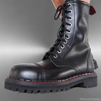Stoere zwarte Ranger boots