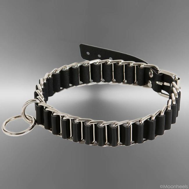 Chique halsband/collar: 1 - Copy