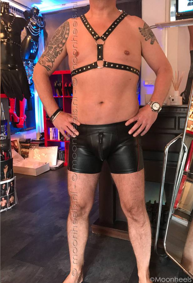 leather Harness Men