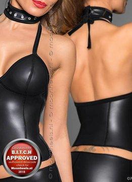 Kinky topje neopreen (rubber)