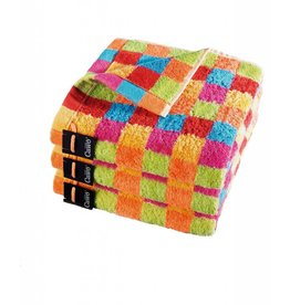 Cawö Cawo Lifestyle Cubes Saunahanddoek