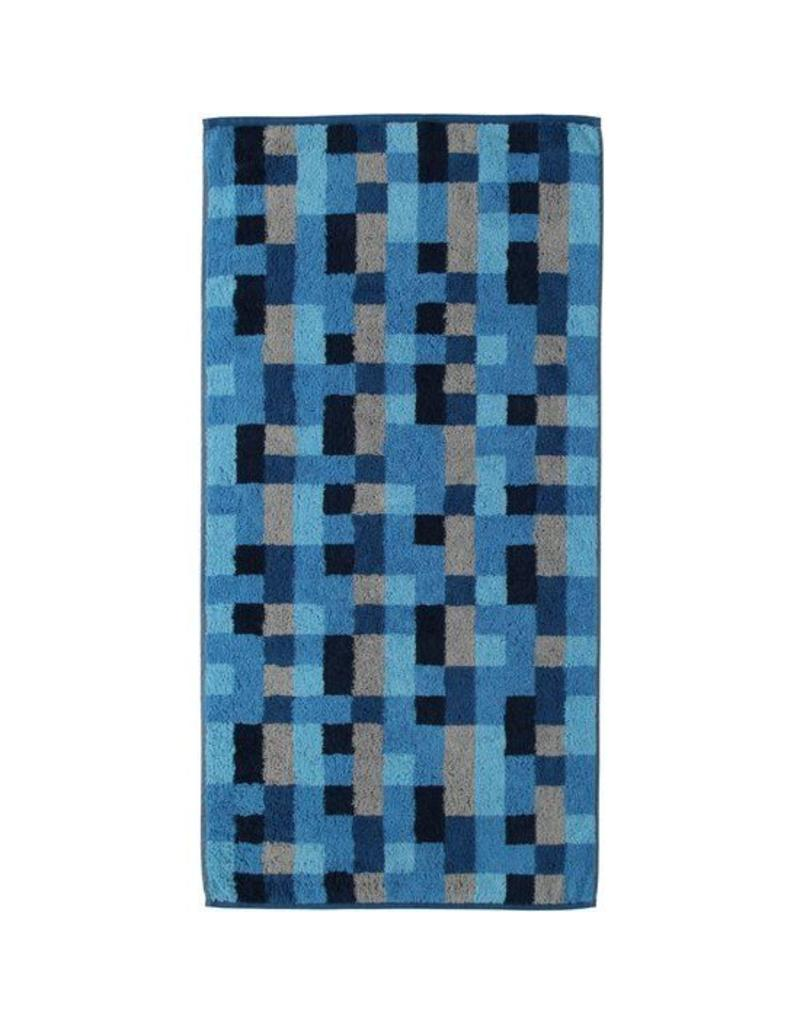 Cawö Cawo Mosaik (Klein) Badhanddoek