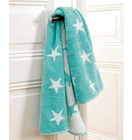 Cawö Cawo Stars (Groot) Handdoek