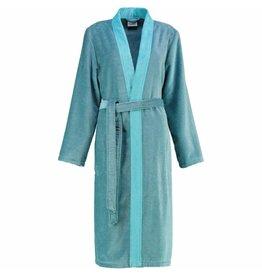 Cawö Cawo 6431 Velours Dames Badjas Kimono