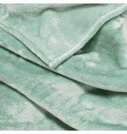 Unique Living Unique Living fleece plaid Blush