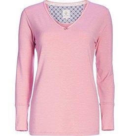 Pip Studio Pip Studio melee Top Long Sleeve Pink XXL