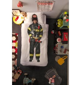 Snurk Snurk Dekbedovertrek Firefighter