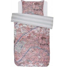 Covers & Co Covers & Co Paris Citymap Dekbedovertrek