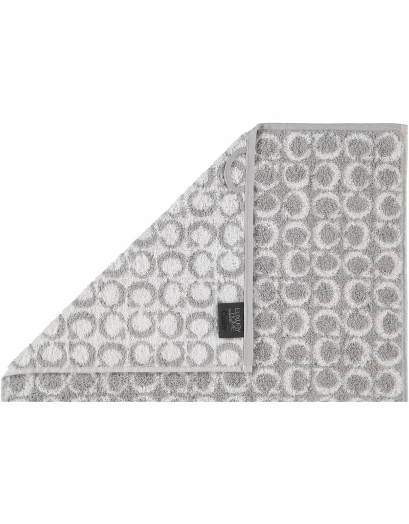 Cawö Cawö Two-Tone C-Allover Handdoek