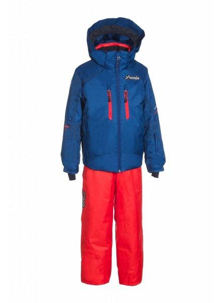 Norway Alpine Team Kids Two-piece - NV