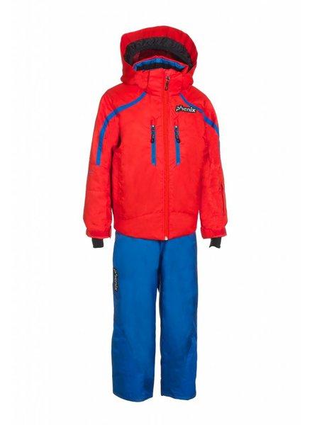 Norway Alpine Team Kids Two-piece - RD