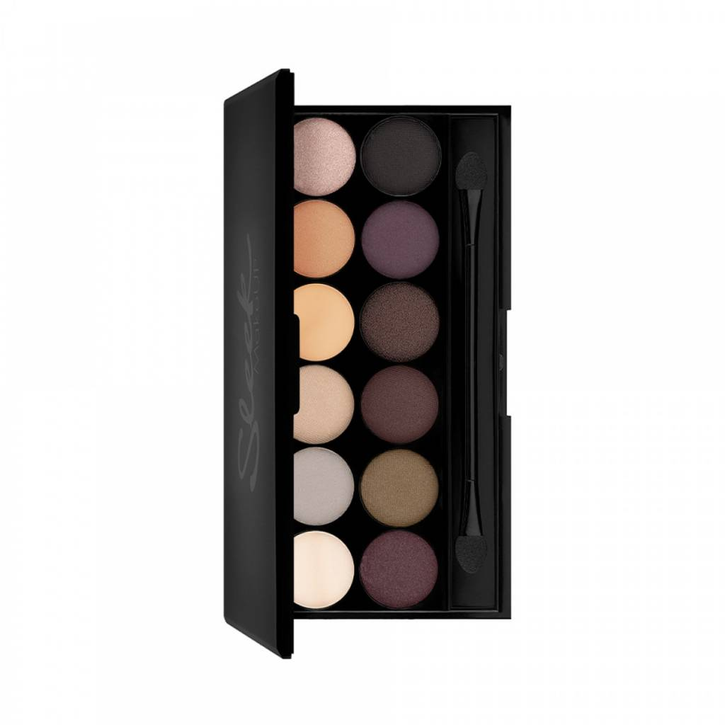 Sleek MakeUp Sleek MakeUp i-Divine Eyeshadow Palette in Au Naturel