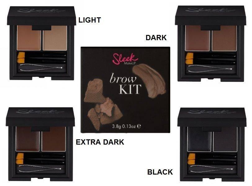 Sleek MakeUp Sleek MakeUp Brow Kit