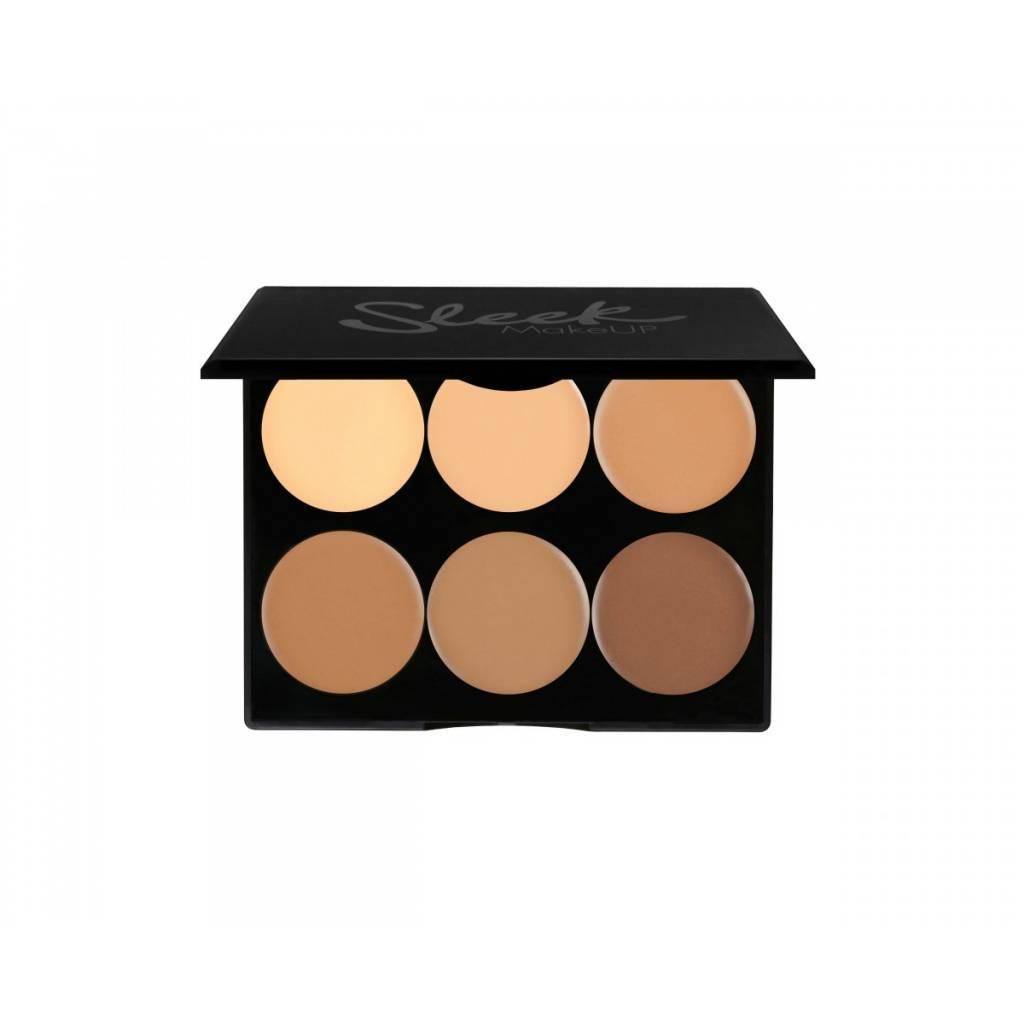 Sleek MakeUp Sleek MakeUp Cream Contour Kit