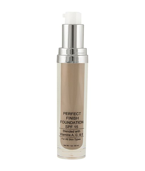 Nubian Queen Cosmetics Nubian Quen Perfect Finish Foundation