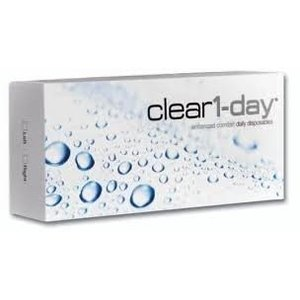 Clear 1-Day - 30 lenzen
