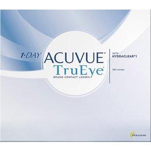 Acuvue 1-Day Trueye - 180 lentilles